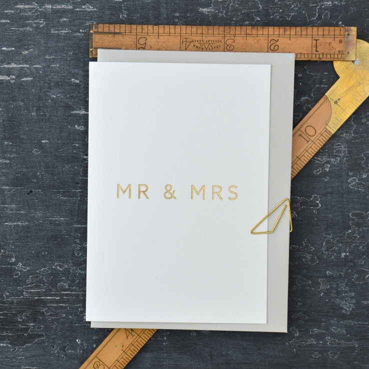 SU103 Mr & Mrs